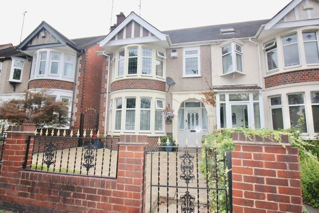 Semi-detached house for sale in Momus Boulevard, Coventry