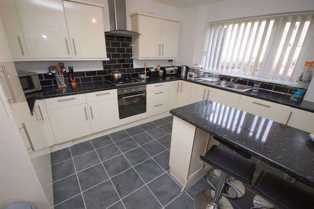 Kitchen of West Avenue, Palmersville, Newcastle Upon Tyne NE12