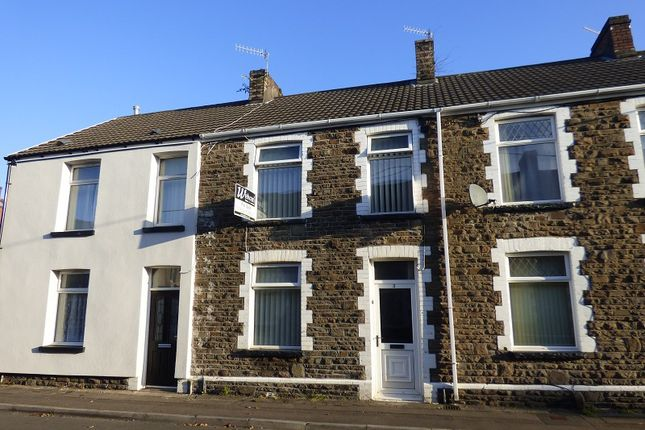 Thumbnail Property for sale in Eva Street, Melyn, Neath.