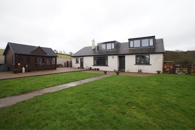 Thumbnail Detached bungalow for sale in Flimby, Maryport, Cumbria