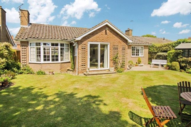 Thumbnail Bungalow for sale in Hillhouse Gardens, Pakefield, Lowestoft
