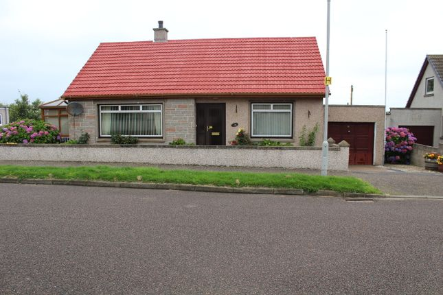 Thumbnail Detached bungalow for sale in Haig Street, Portknockie