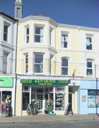 Thumbnail Retail premises for sale in Station Road Port Erin, Isle Of Man