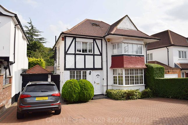 Detached house for sale in Allington Road, London