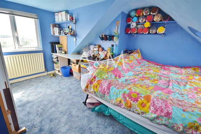 Bedroom Four of Walden Way, Ilford IG6