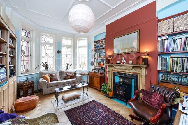 Thumbnail Flat for sale in Chichele Road, Mapesbury, London