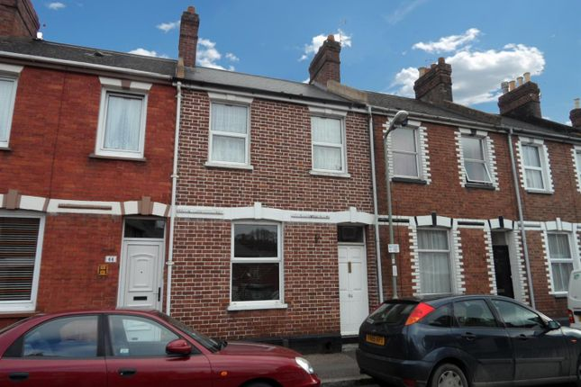 Thumbnail Detached house to rent in Radford Road, St Leonards, Exeter, Devon
