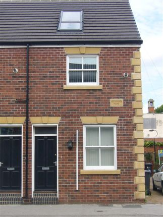 Thumbnail Terraced house to rent in Cottingham Avenue, Osborne Street, Hull