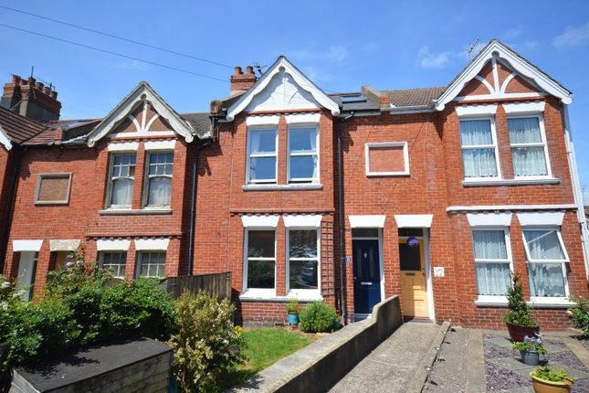 3 bed terraced house for sale in Coronation Street, Brighton