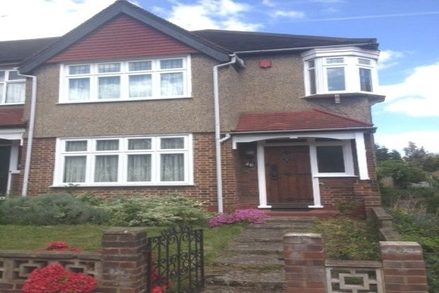 Thumbnail Property to rent in Beechfield Road, Bromley