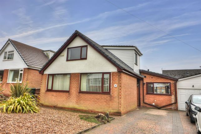 Thumbnail Link-detached house for sale in Willow Rise, Smithy Bridge