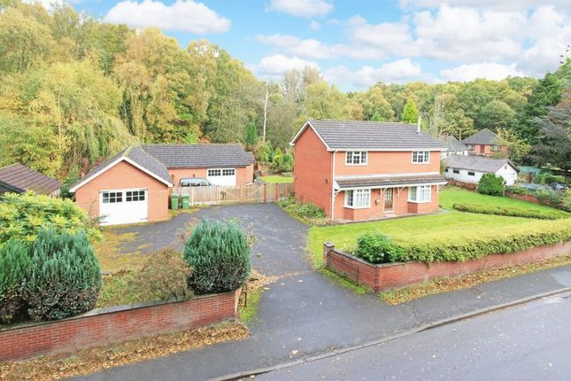 Thumbnail Detached house for sale in Southall, Dawley, Telford