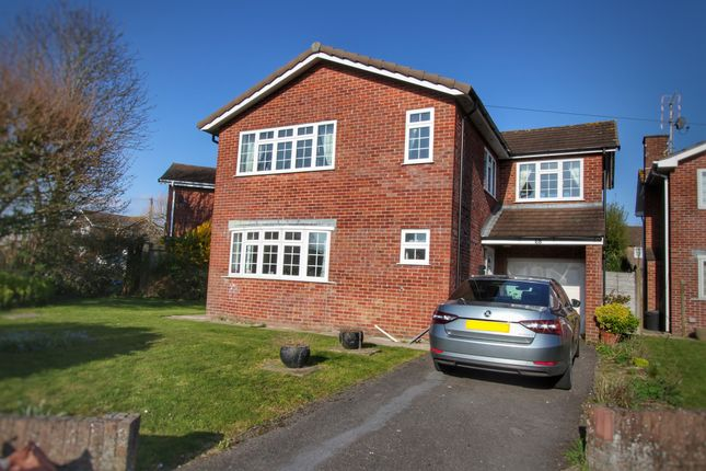 Thumbnail Detached house for sale in Wentwood View, Caldicot