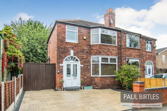 Thumbnail Semi-detached house to rent in Torbay Road, Urmston