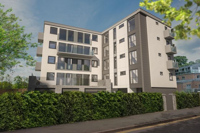 Thumbnail Flat for sale in Priory Court, St Albans