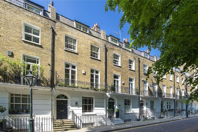 4 bed terraced house for sale in Brompton Square, Knightsbridge, London SW3