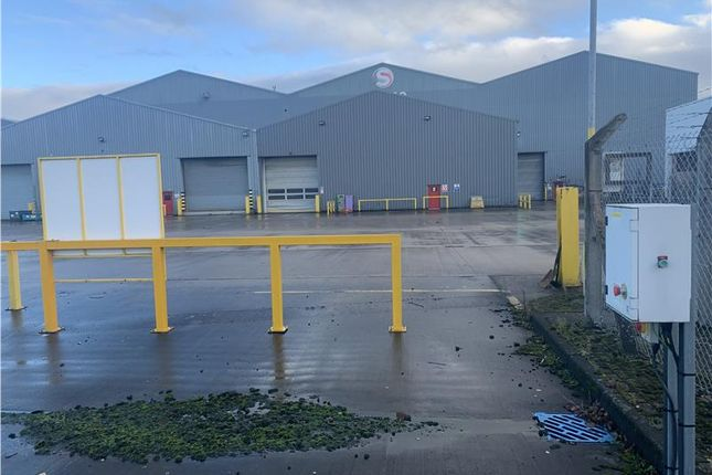 Thumbnail Light industrial to let in Commercial Property With Yard Area, Unit 1, Nine Bridges Industrial/Commercial Park, Shrewsbury