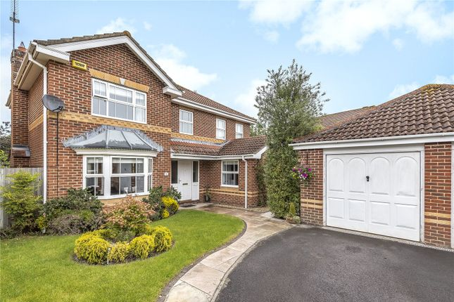 Thumbnail Detached house for sale in Percivale Road, Knightwood Park, Hampshire