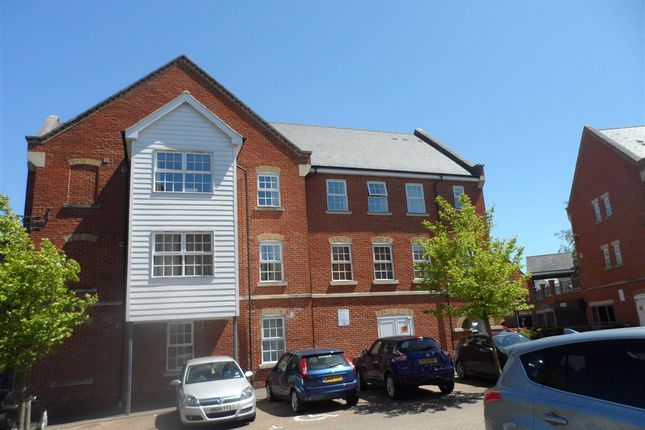Thumbnail Flat to rent in Florey Gardens, Aylesbury