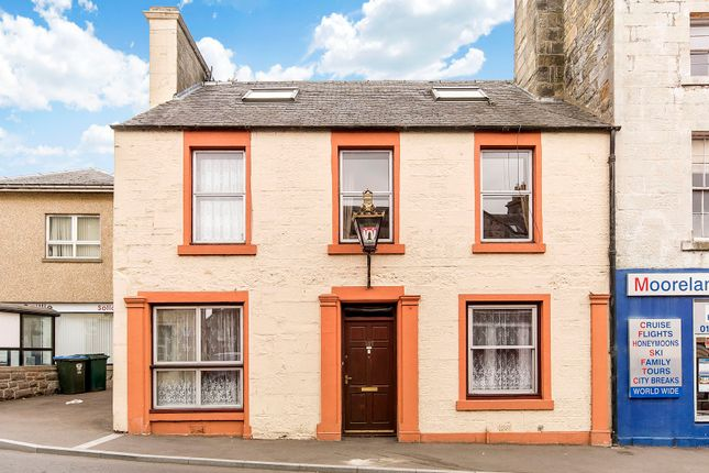 Thumbnail Semi-detached house for sale in 107 High Street, Kinross