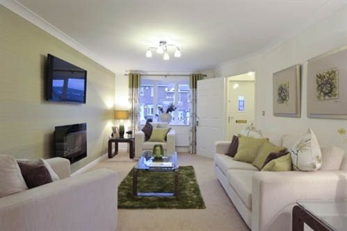 """Thumbnail Detached house for sale in """"The Roseberry"""" at Pool Lane, Bromborough Pool, Wirral"""