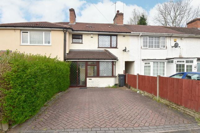 Thumbnail Terraced house for sale in Eastham Road, Moseley, Birmingham