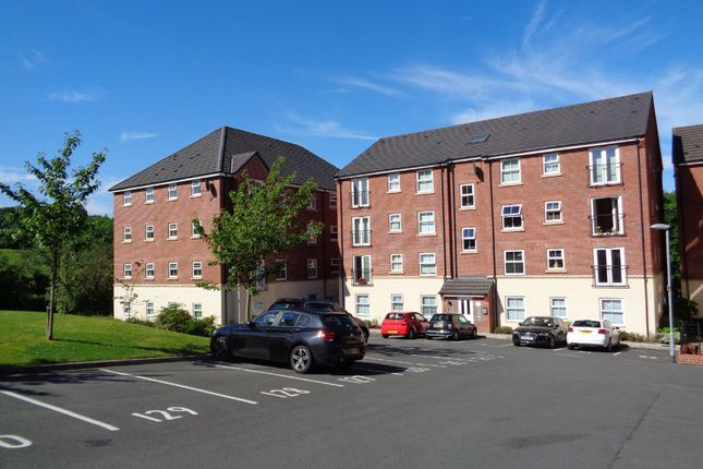 Thumbnail Flat to rent in Stonemere Drive, Radcliffe, Manchester