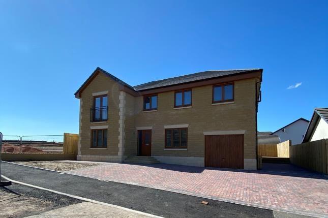 Thumbnail Detached house for sale in Silverholm Drive, Cleghorn, Lanark, South Lanarkshire