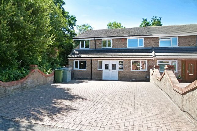 Thumbnail Semi-detached house for sale in Larch Avenue, Bricket Wood, St.Albans