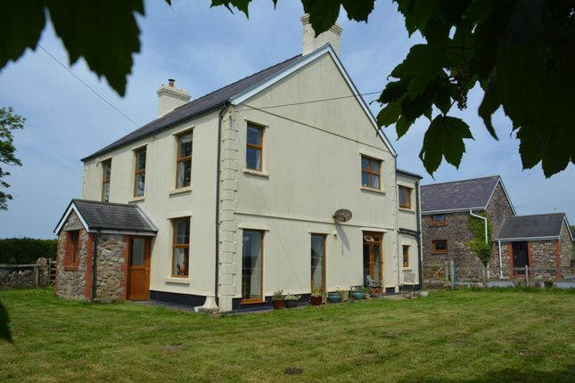 Thumbnail Detached house for sale in Kenning House, Burry Green, Gower, Swansea