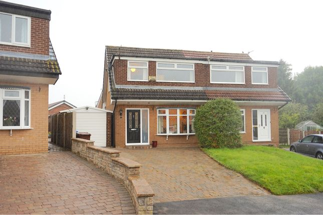 Thumbnail Semi-detached house for sale in Quick View, Ashton-Under-Lyne