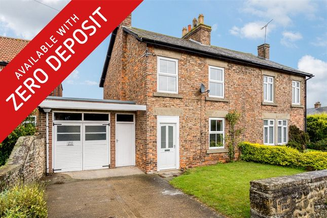 Thumbnail Property to rent in Cross Roads, Farnham Lane, Ferrensby, Knaresborough