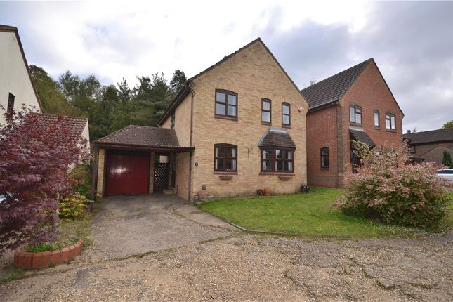 4 bed detached house for sale in Micheldever Way, Bracknell RG12
