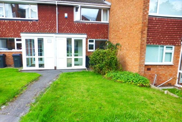 Thumbnail Terraced house to rent in St Peter's Road, Harborne, Birmingham