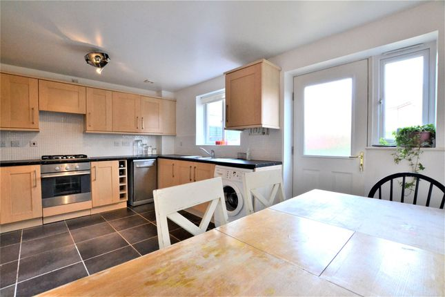 Thumbnail Terraced house for sale in Mona Avenue Kingsway, Quedgeley, Gloucester, Gloucestershire