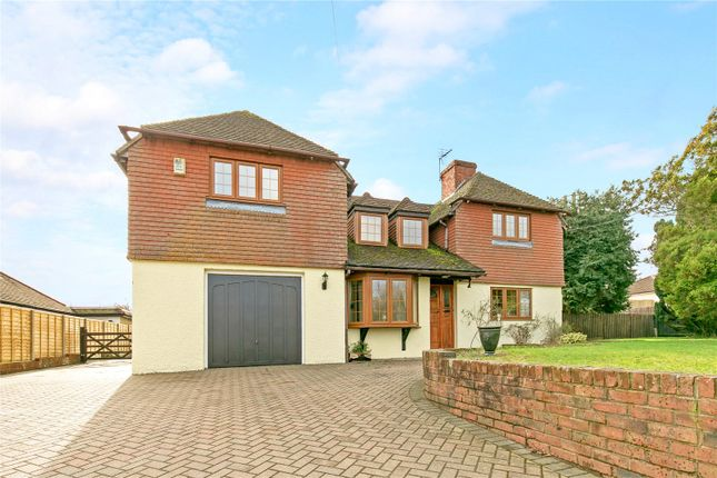 Thumbnail Detached house for sale in Pilgrims Way West, Otford, Sevenoaks