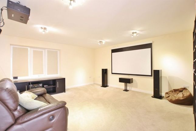 Cinema Room of The Ridge, Lower Heswall, Wirral CH60