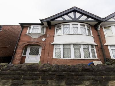 Thumbnail Flat to rent in Marlborough Road, Beeston, Nottingham
