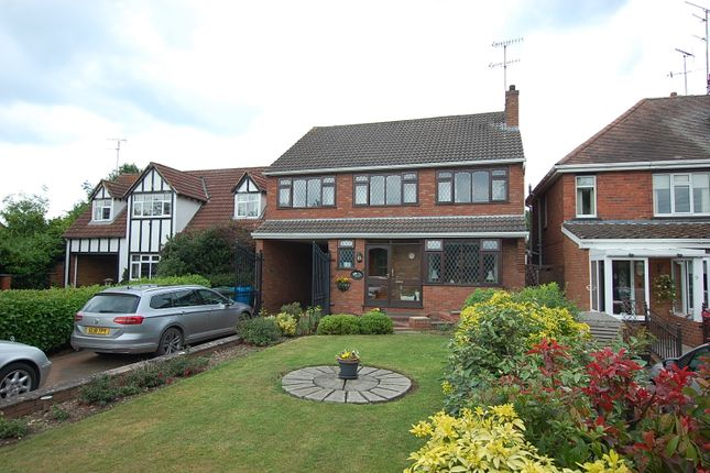Thumbnail Detached house for sale in Alms Houses, Pennwood Lane, Wolverhampton