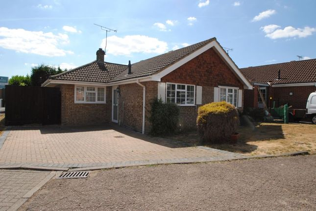 Thumbnail Bungalow for sale in The Coppice, Great Kingshill, High Wycombe