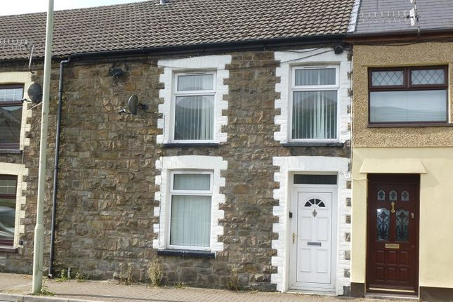 Thumbnail Property to rent in Bute Street, Treorchy, Rhondda Cynon Taff.