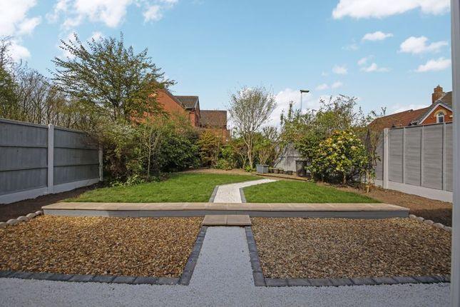 Garden of Woodhurst Drive, Standish, Wigan WN6