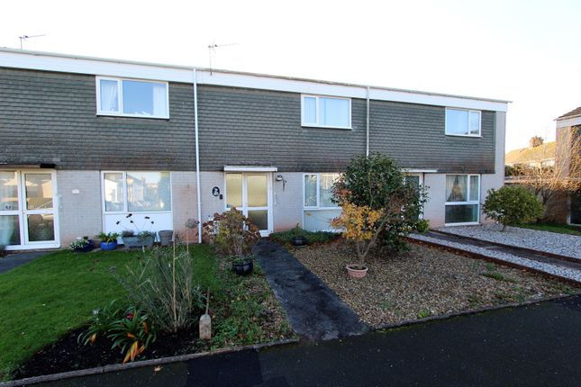Thumbnail Terraced house for sale in Victoria Park Road, Torquay
