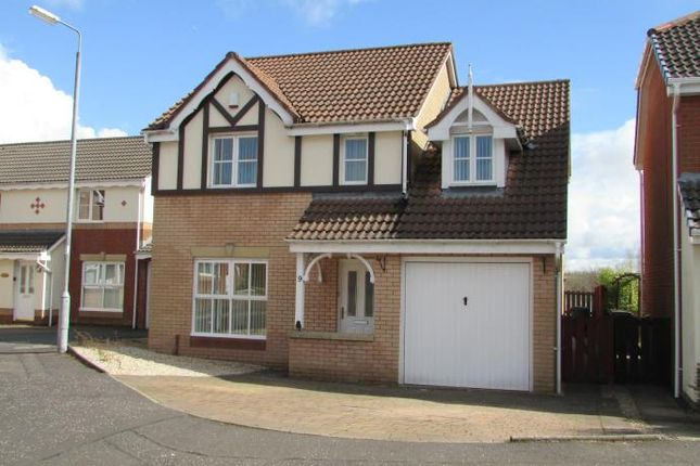 Thumbnail Detached house to rent in Holmes Park Crescent, Kilmarnock, Ayrshire