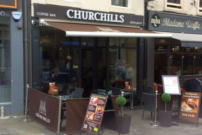 Thumbnail Restaurant/cafe for sale in The Mall Shopping Centre, High Street, Lincoln