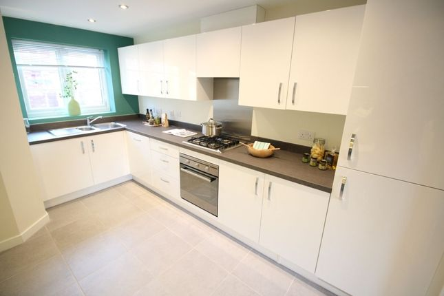 Thumbnail Semi-detached house for sale in Lyme Gardens Commercial Road, Hanley, Stoke-On-Trent