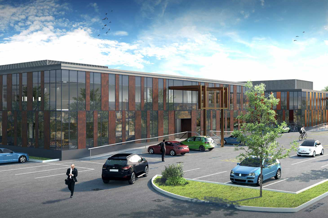 Office to let in Newbury Business Park, London
