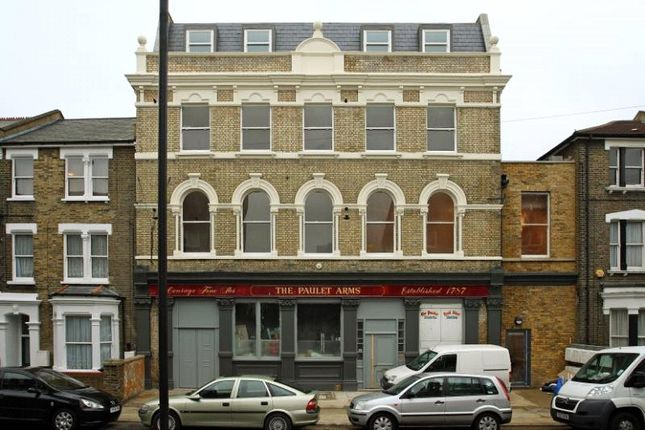 Thumbnail Flat to rent in Paulet Road, Camberwell, London
