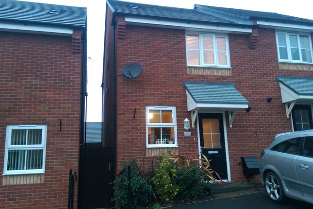 Thumbnail Mews house to rent in Haslingden Crescent, Gornal, Dudley