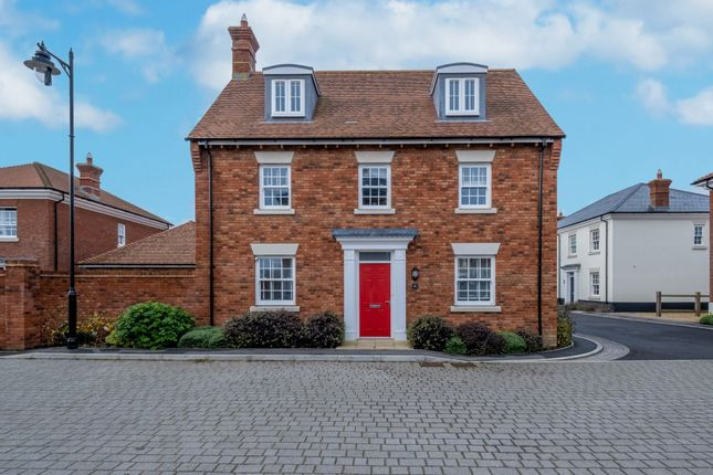 Thumbnail Detached house for sale in Cropways Court, Yeovil